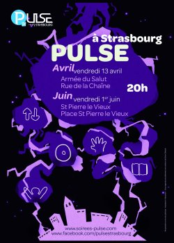 PULSE Strasbourg 13 AVRIL 2012